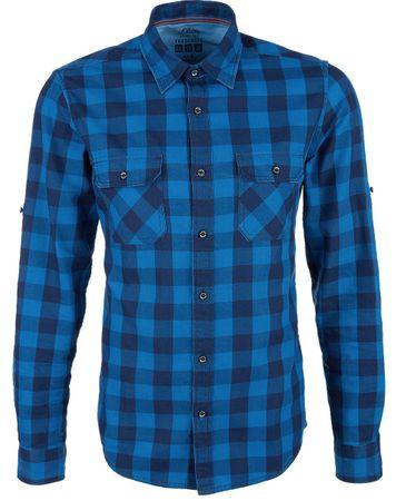 s.Oliver férfi ing L sötét kék