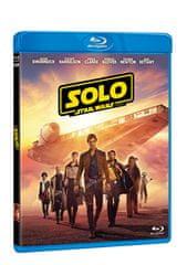 Star Wars Solo: Story (2BD: 2D verze + bonus disk) - Blu-ray