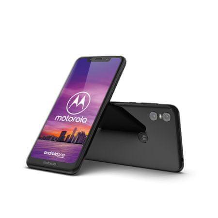 Motorola One, Black (PAD40022RO)
