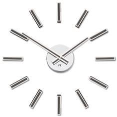 Future Time Dizajnové nalepovacie hodiny FT9400