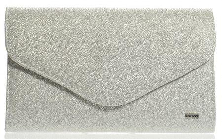 GROSSO BAG ezüst női táska