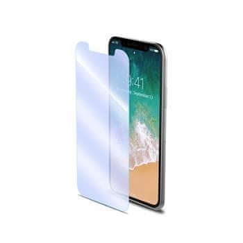 CELLY Edzett védőüveg Glass antiblueray Apple iPhone X/XS GLASS900 telefonhoz