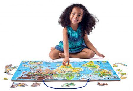 Woody Svět v obrázcích, 2 v 1, Hraj si a uč se