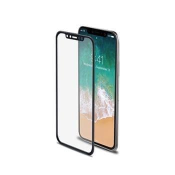 CELLY 3D üveg az Apple iPhone XR-hez, fekete (üveg egészen a szélekig, anti blue-ray) 3DGLASS900BK