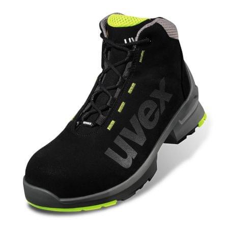 f6b92d397 Uvex Pracovná členková obuv Uvex 1 S2 čierna 40   MALL.SK