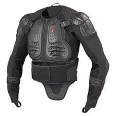 Dainese moto oblek s chrániči LIGHT WAVE JACKET D1 2 (Safety Jacket) pro motocross