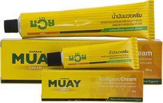 MUAY Thajský krém, 100g