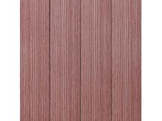Červenohnědá plotovka PILWOOD 1000×90×15 mm