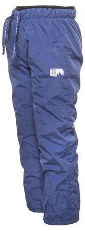 PIDILIDI dětské outdoor sportovní kalhoty 116 modrá