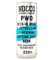 NOCCO Drink BCAA PWO 250 ml.