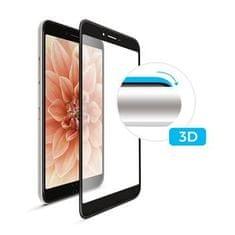 Fixed üveg 3D Full-Cover Samsung Galaxy A6-hoz, teljes kijelző ragasztott,fekete FIXG3D-311-BK