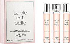 Lancome La vie est Belle - PND - wielokrotnego napełniania (3 x 18 ml)