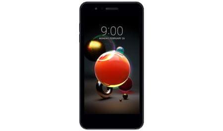 LG GSM telefon K9 (LMX210EM), crni