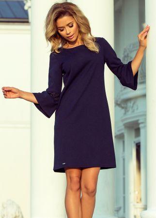 e41db006cf Numoco női ruha L sötétkék | MALL.HU