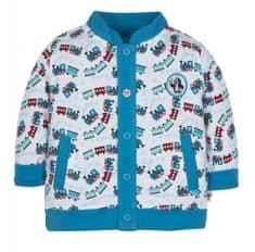 G-mini fiúk kabát Kis vakond ébresztőóra mintával
