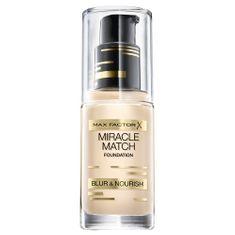 Max Factor Makeup New Generation (Miracle Fundacja meczów)