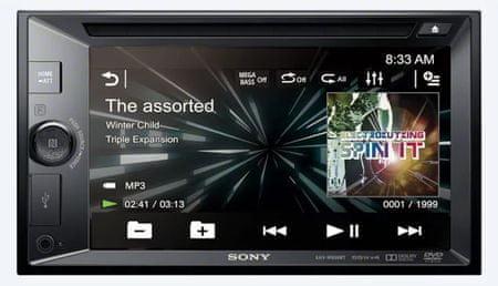 Sony autoradio XAV-W651BT