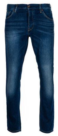 Mustang pánské jeansy Tapered 32/34 tmavo modrá