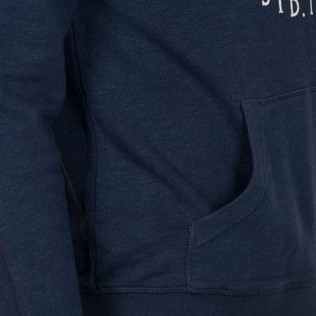984194b373 Mustang férfi pulóver Printed Hoodie M sötét kék | MALL.HU