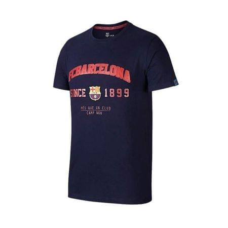 FC Barcelona Core otroška majica, 140 / 10, temno modra