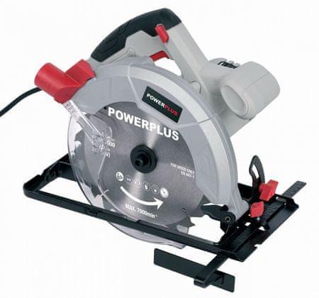 PowerPlus POWC2030 Körfűrész 1200 W - 185 mm