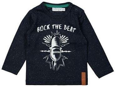 Dirkje fiú póló Rock the beat 116 fekete