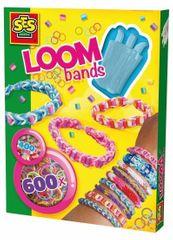 SES zapestnice s perlami Loom