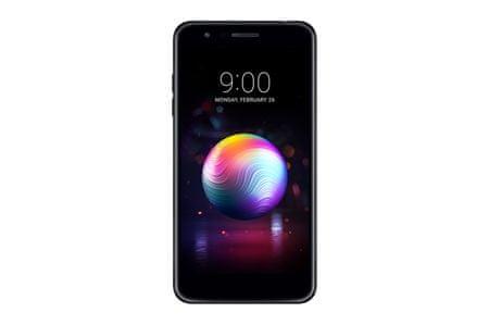 LG GSM telefon K11, črn