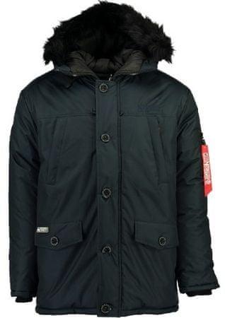 Geographical Norway férfi kabát Dagobert M sötétkék