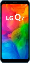 LG GSM telefon Q7 (LMQ610EM), plavi