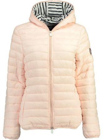 Geographical Norway Női kabát Dinette S világos rózsaszín