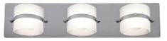 Rabalux lampa naścienna, łazienkowa Tony, LED 3 × 5 W