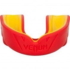 """VENUM Chránič na zuby """"Challenger"""", červená/žltá"""