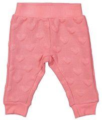 Dirkje Dziewczęce spodnie dresowe w serduszka