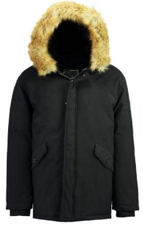 STONE GOOSE férfi kabát Bagoose S sötétkék
