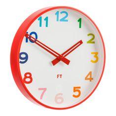 Future Time Detské nástenné hodiny FT5010 - použité