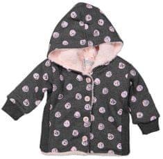 Dirkje dívčí kabátek s puntíky
