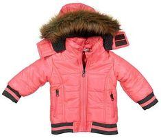 Dirkje jakna za djevojčice s krznom