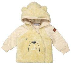 Dirkje otroška jakna z motivom medveda