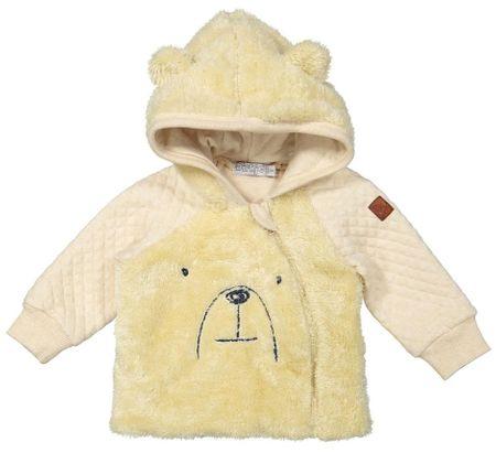 Dirkje gyerek kabát Medve 74 bézs