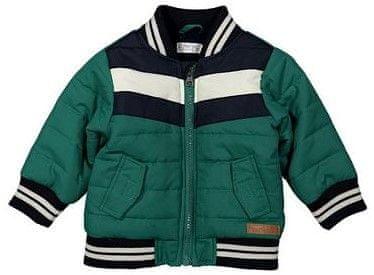 Dirkje fantovska prešita jakna, 98, zelena