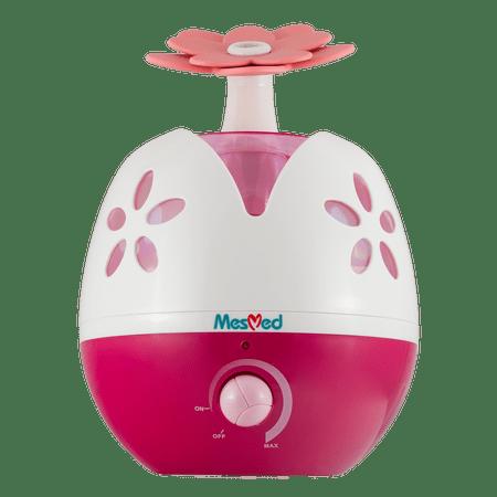 MesMed Ultradźwiękowy nawilżacz powietrza MM-722 Kwiatuszek