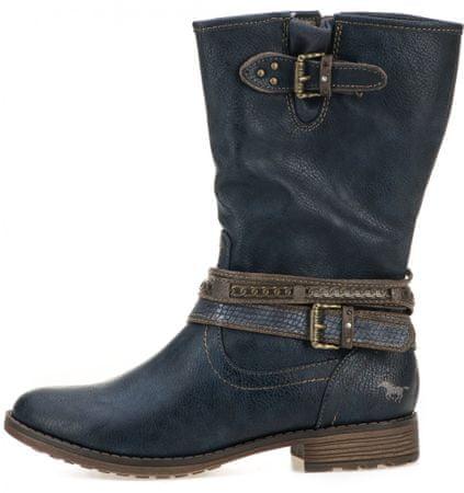 Mustang ženske čizme, 36, tamno plave