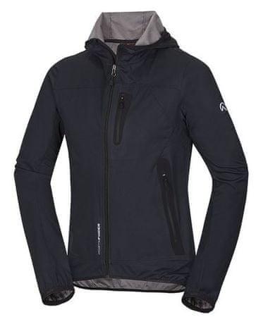 Northfinder muška softshell jakna Dallas, M, crna