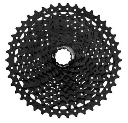 Sunrace  CS-MS3 Black 10 sp. kazeta 11-42 z.