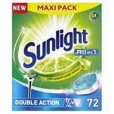 Sunlight AiO Regular 72 tabliet