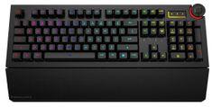Das Keyboard tipkovnica 5Q Cloud, Gamma Zulu Soft, USB, črna, US