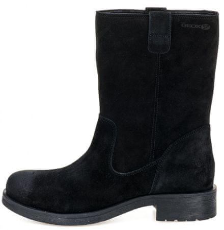 Geox dámská kotníčková obuv Rawelle 40 černá