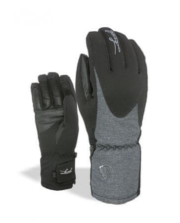 LEVEL Alpine W Black-Grey 7 - S