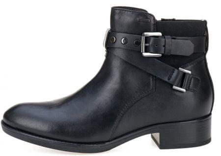 Geox buty za kostkę damskie Felicity Np Abx 36 czarne